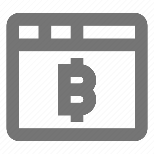 Bitcoin, coin, finance, internet, stock, tab, virtual icon - Download on Iconfinder