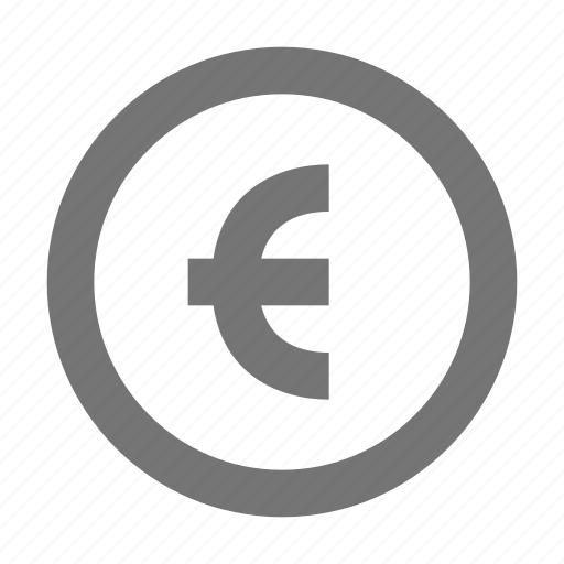 coin, currency, euro, finance, money, payment, stock icon
