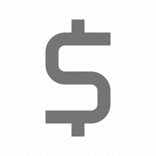 currency, dollar, finance, money, payment, sign, stock icon