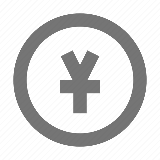 coin, currency, finance, money, payment, stock, yen icon