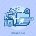 bag, bitcoin exchange, business, concept, currencies, finance, money icon