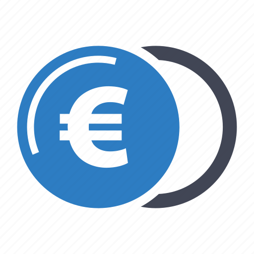 Coin, currency, euro icon - Download on Iconfinder