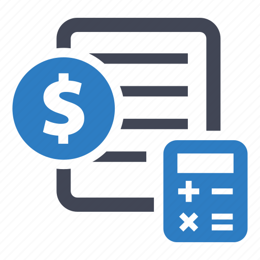 Accounting, finance, tax icon - Download on Iconfinder