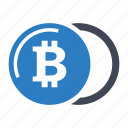 bitcoin, crypto, cryptocurrency icon
