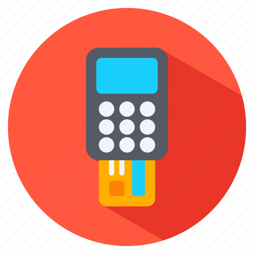 Card, credit, device, reading icon - Download on Iconfinder