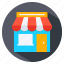 house, online, shop, store icon