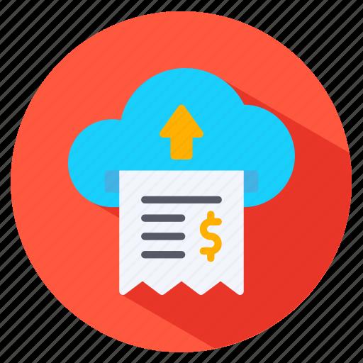 digital, money, money transfer, send icon