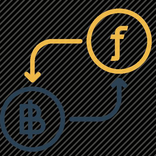 bitcoin, conversion, currency, dutch, finance, guilder, money icon