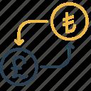 turkey, conversion, pound, money, currency, uk, lira icon