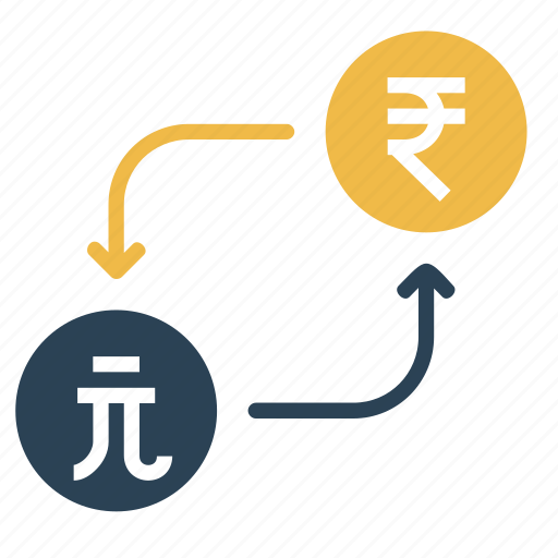 conversion, convert, currency, dollar, money, rupee, taiwan icon