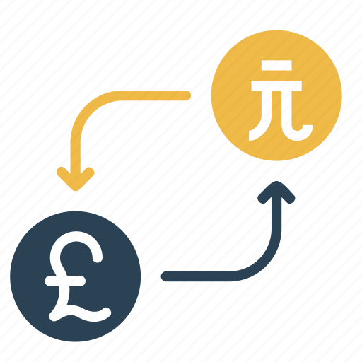 conversion, currency, dollar, money, pound, taiwan, uk icon