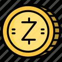 business, cash, coin, money, zcach icon