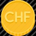 franc, switzerland franc