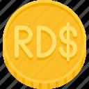 dominican republic peso, peso