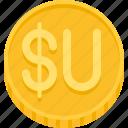 peso, uruguay peso
