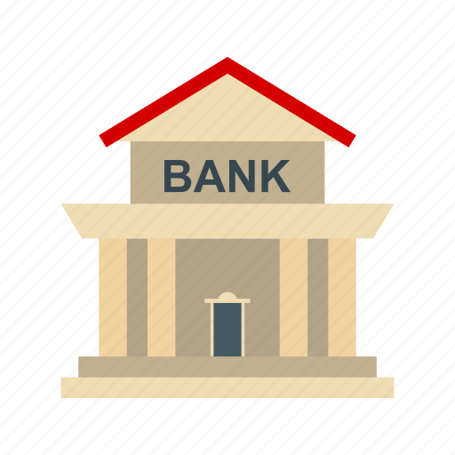 bank, building, economy, financial. cash, institute, money icon