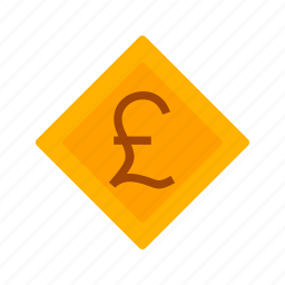cash, currency, finance, money, pound, price, tag icon
