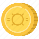 business, cash, coin, genes, money icon