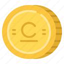 business, cash, coin, money, som icon