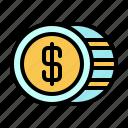 australia, australian, business, dollar, international, money, token