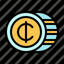 business, cedi, ghana, international, money, token