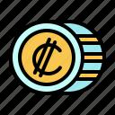 business, costa, international, money, rica, rican, token