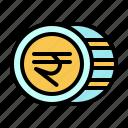 business, india, indian, international, money, rupee, token