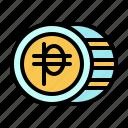 business, international, money, peso, philippines, token