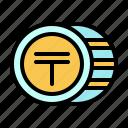 business, finance, international, kazakhstan, money, tenge, token