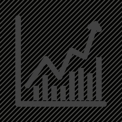 analysis, analyzing, data, finance, financial, report, statistics icon