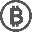 bit coin, bitcoin, currency, money icon