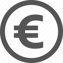 currency, euro, money icon