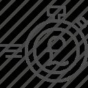 deadline, finance, pound, speed lines, stopwatch, timer icon