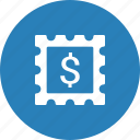 billing, currency, dollar, money icon