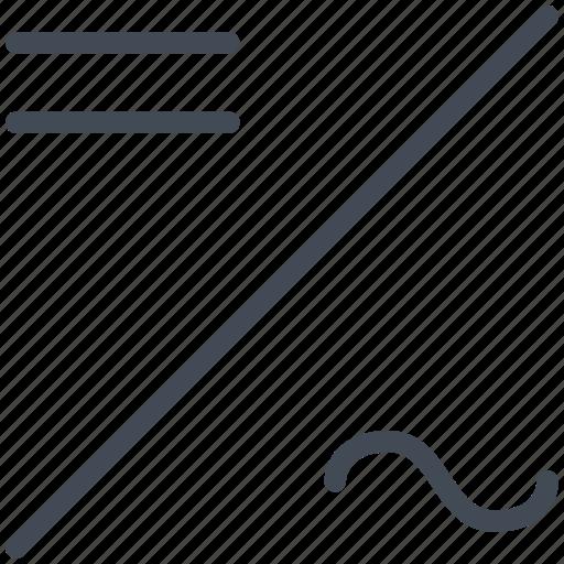 ac, circuit, converting, dc, diagram, electric, electronic icon