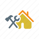 appliance, building, construction, estate, home, house, household, interior, maintenance icon