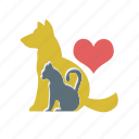 animal, animals, care, cat, dog, health, hospital, mammal, pet icon