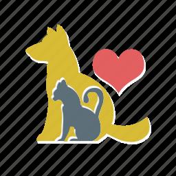 animal, animals, care, cat, dog, health, hospital, mammal, pet icon