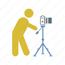 camera, image, media, multimedia, photographer, photography icon