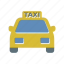 auto, automobile, cab, car, taxi, transport, travel, vehicle icon