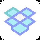 network, cloud, dropbox, storage icon