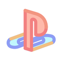 playstation, play, ps, games icon