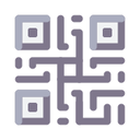 qr, code, coding, scan icon