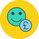 account, british, employee, european, pound, region, user icon