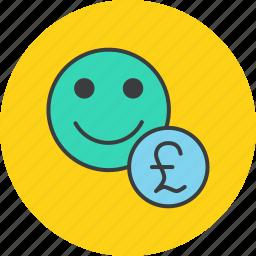 account, british, employee, european, pound, region, user icon
