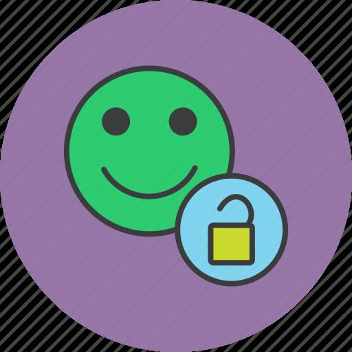 access, account, allow, employee, permission, unlock, user icon