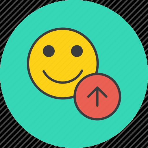 account, employee, profile, send, store, upload, user icon