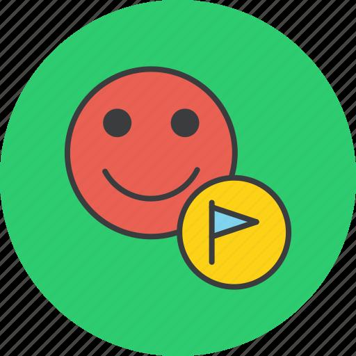 account, customer, flag, flagged, profile, spam, user icon