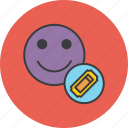 account, coupon, customer, profile, ticket, user, voucher icon