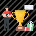 loyalty program, customer loyalty program, reward program, award, gifts